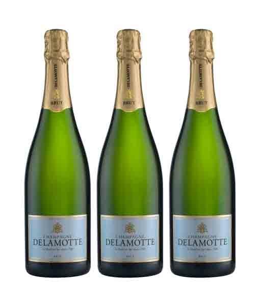 Delamotte-Brut-3-botellas-doowine