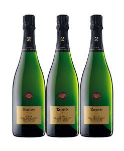 Recaredo-Subtil-2007-3-botellas-doowine