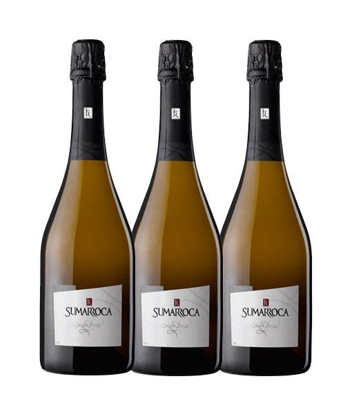 Sumarroca-Gran-Brut-3-botellas-doowine-precio
