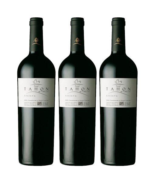 Tahon-de-Tobelos-Reserva-2009-3-botellas-doowine