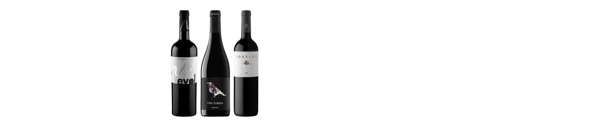 seleccion-vino-doowine-marzo-vina-zorzal-graciano-tobelos-crianza-evol-monastrell-pie-franco-banner